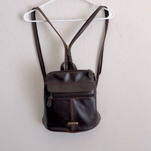 Vintage Liz Claiborne Mini Backpack